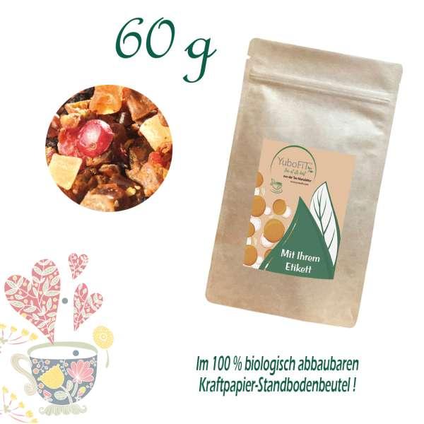 Dattelzauber Pitahaya-Cranberry Tee
