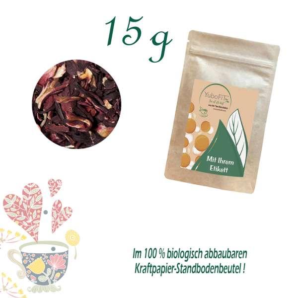 Hibiskusblüten Tee