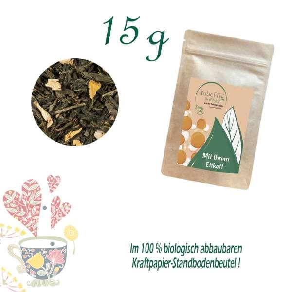Zitrus Wunder Tee