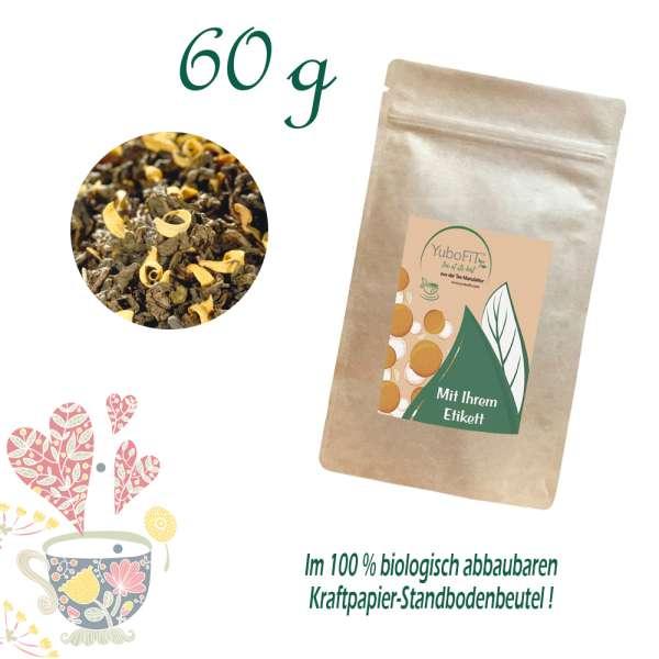 China Oolong Orangenblüte Tee