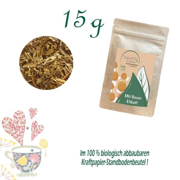 China Gelber Tee