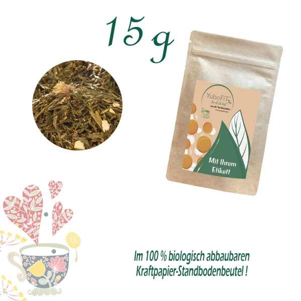 BIO Sencha Ingwer-Limone Tee