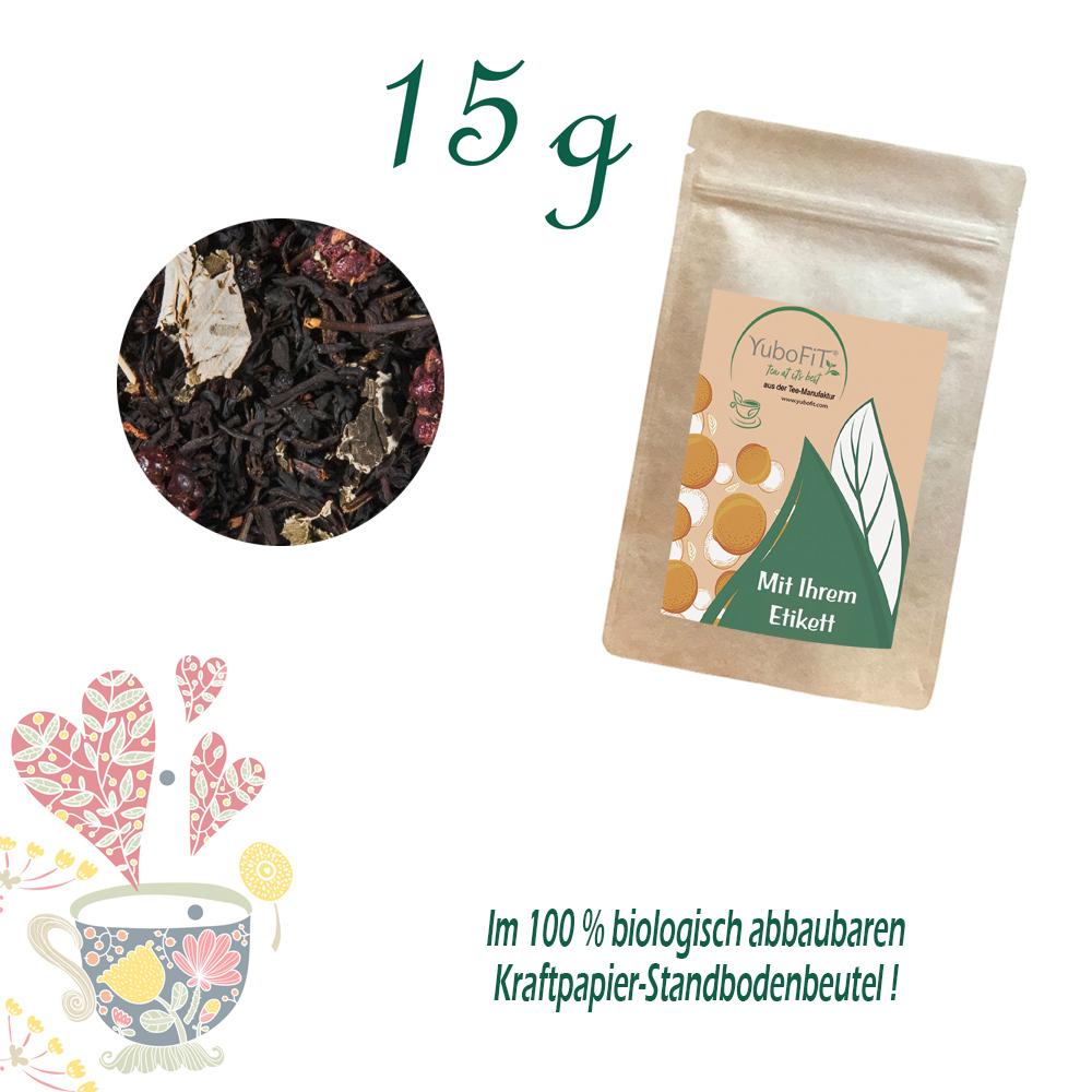 Waldbeere Tee