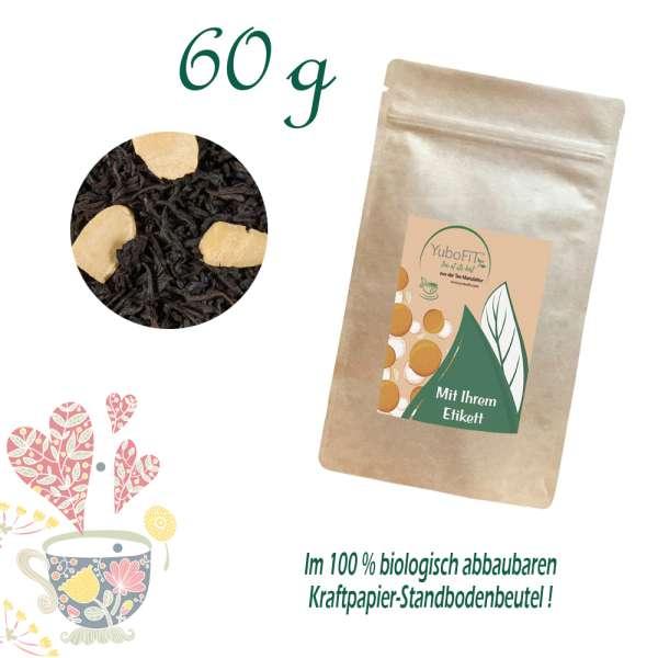 "Marzipan ""Lübecker Traditionstee"""