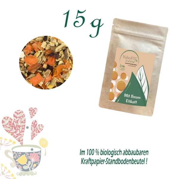 Drei-Ingwer-Karotte Bio Tee