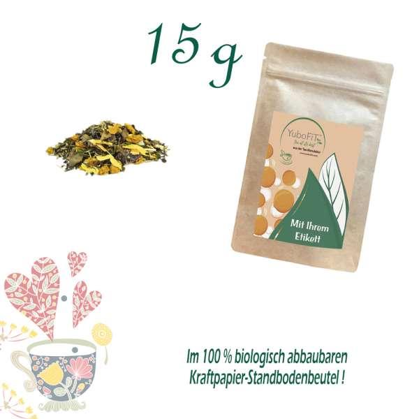 Grüner Tee Sweet Lemon