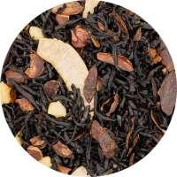 Almond Cocoa Split Bio Tee