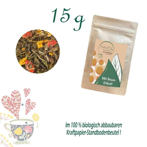 Grüner Tee Neun Schätze Chinas