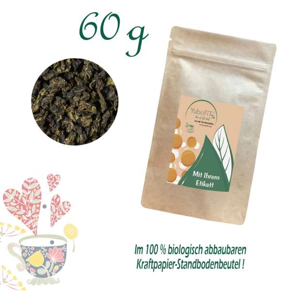 China MILKY OOLONG Tee