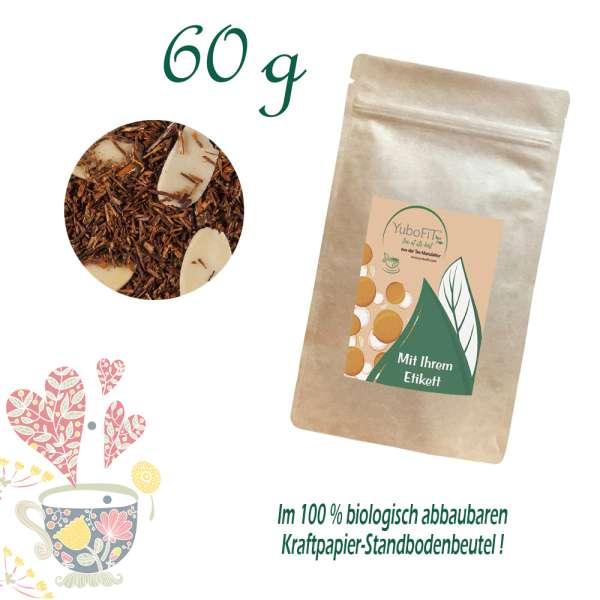 Mandel-Sahne Tee