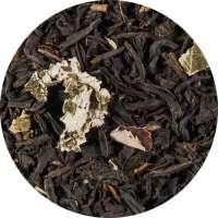 Schwarze Johannisbeere Tee