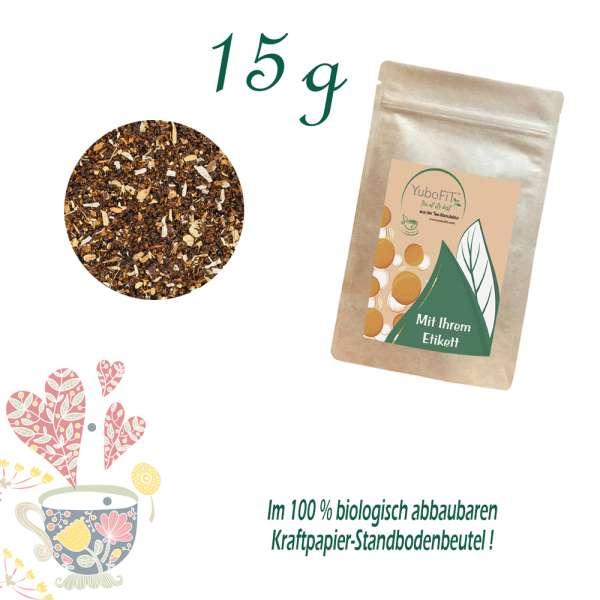 TEA LATTE: Chai Tea Latte Bio