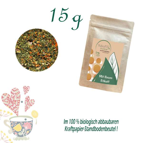 YuboFiT® BIO Functional Tea - Beauty