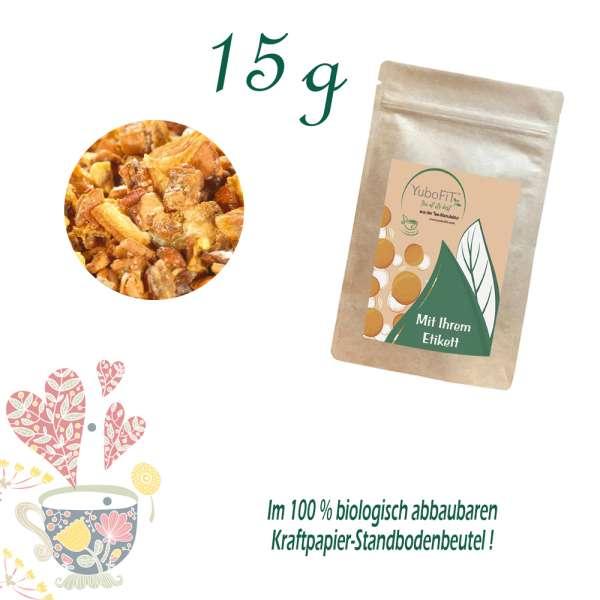 Apfel- / Birnensplash Ingwer Fresh Mandarine Tee