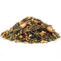 Sencha Süße Früchtchen mit Stevia Tee