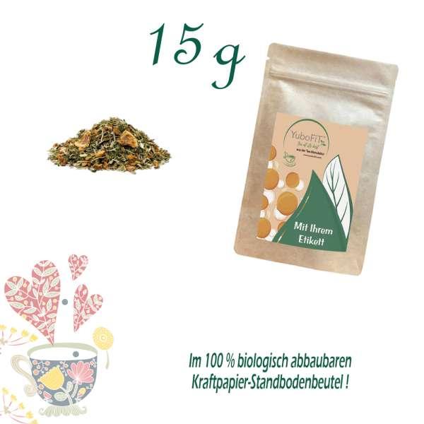 BIO Früchte-/Kräutertee Yuzu-Melisse-Salbei