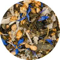 Genmaicha Sage Blueberry Tee