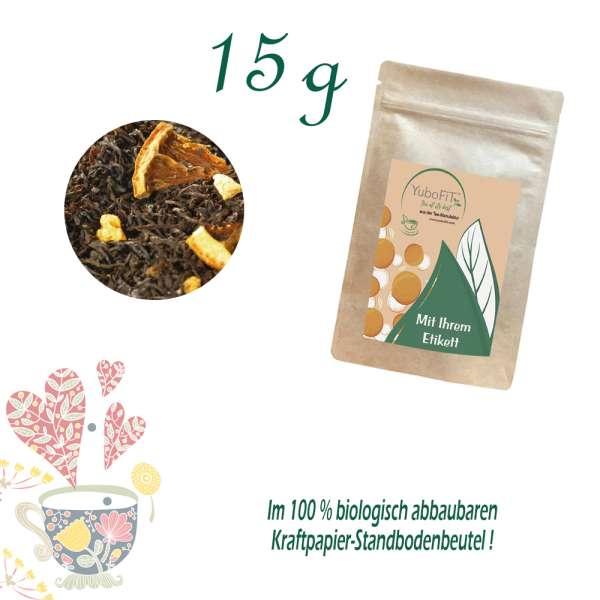 Schwarzer Tee Sweet Orange
