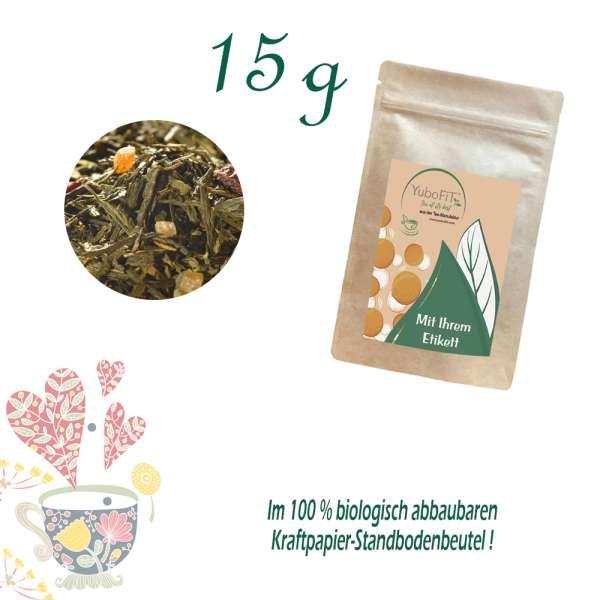 Grüner Tee Ginkgo