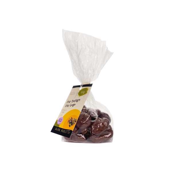 Pecannusskerne in Vollmilchschokolade 100g