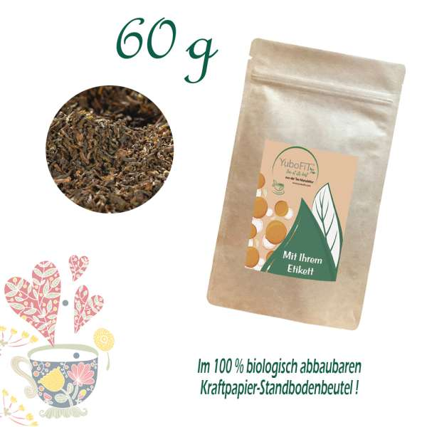 BIO Schwarzer Tee Earl Grey Himalaja