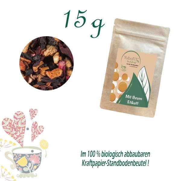 Erdbeer-Kiwi Tee