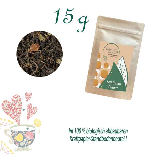 Darjeeling First Flush FTGFOP1 SELECTION Bio Tee
