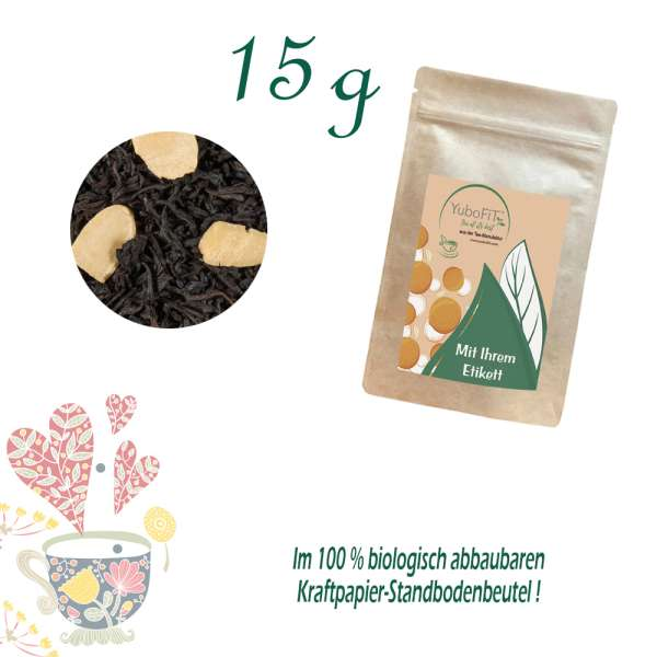 "Marzipan ""Lübecker Traditionstee"""