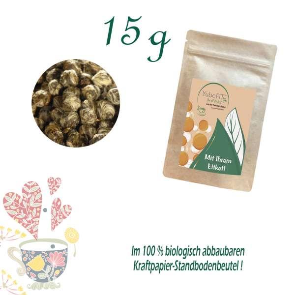 China Jasmin Phoenix Pearls Tee