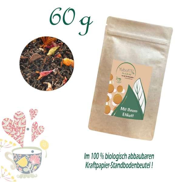 Schwarzer Tee Opas Gewürzkuchen