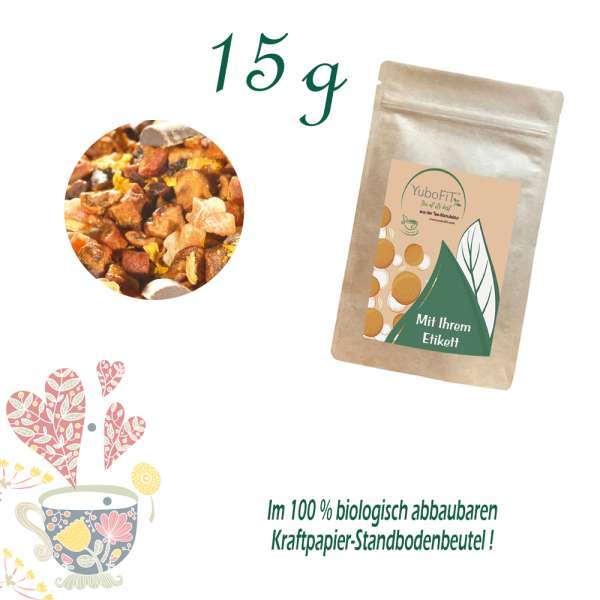 Birnensplash Süße Helene Tee