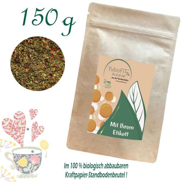 YuboFiT® BIO Functional Tea - Mood