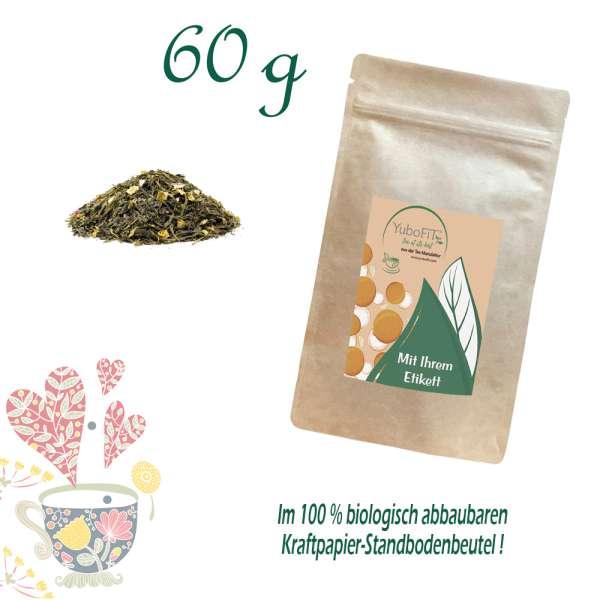 BIO Grüner Tee Yuzu Frühlingskuss