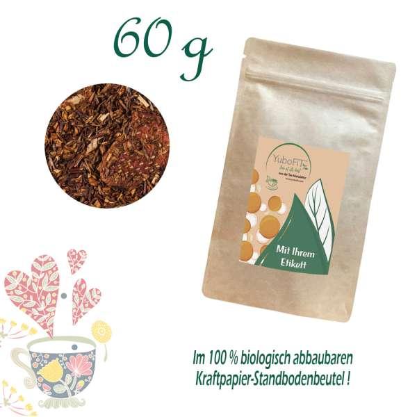 Erdbeer-Sahne Tee