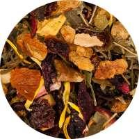 Pfirsich Vergnügen Bio Tee