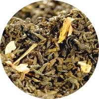 China Jasmin mit extra vielen Blüten Tee