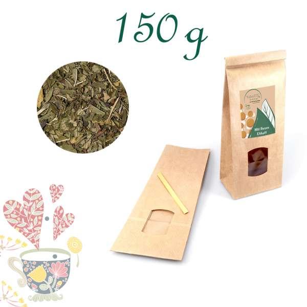Pfefferminze, geschnitten Tee