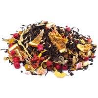 Schwarzer Tee Königin Der Früchte