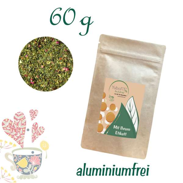 YuboFiT® BIO Thermogenic Body Tea