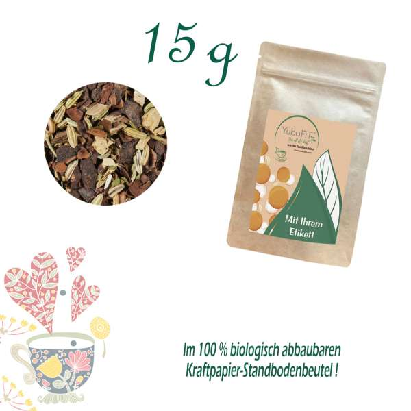 Vitales Leben Bio Tee