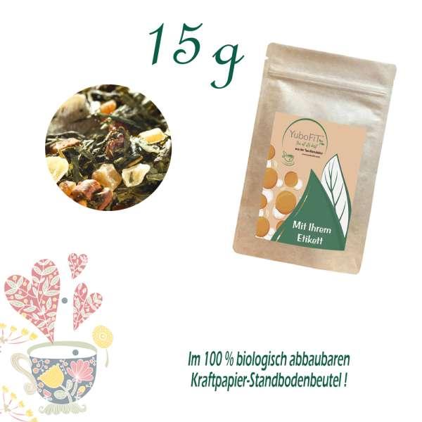 Sencha Kiwi-Frucht Tee