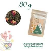 Standbodenbeutel Small, Kraftpapier, Inhalt 30 g