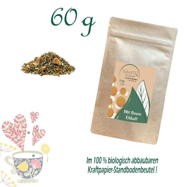 BIO Früchte- / Kräutertee Yuzu-Melisse-Salbei