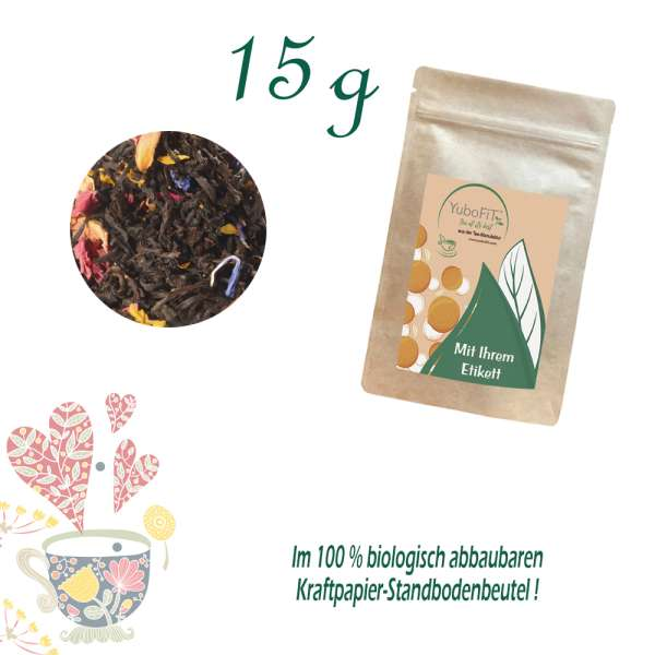 Schwarzer Tee Marquis De Gris