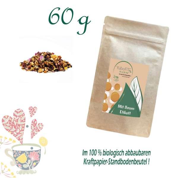 Früchtetee Granatapfel-Himbeere