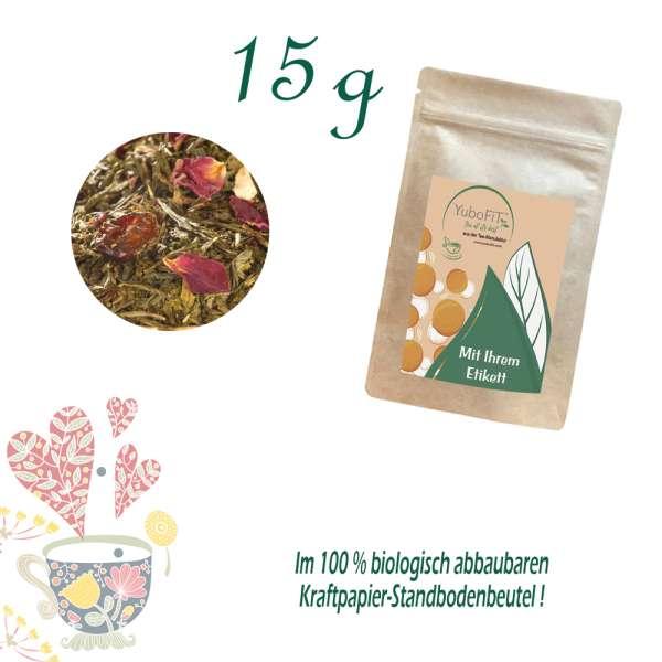 BIO Sencha Cranberry-Orange Tee