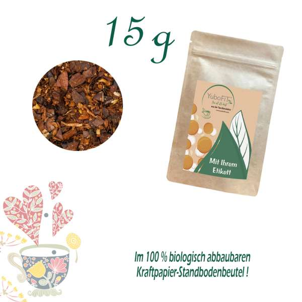 Genmaicha Roasted Chocolate Bio Tee
