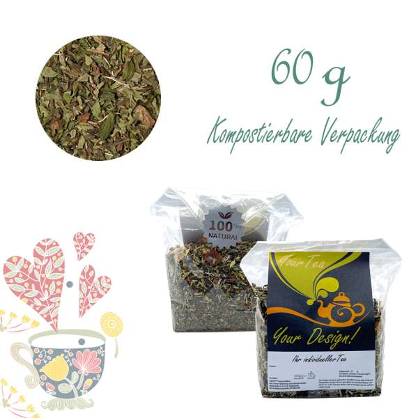 Krauseminze – Spearminze Tee