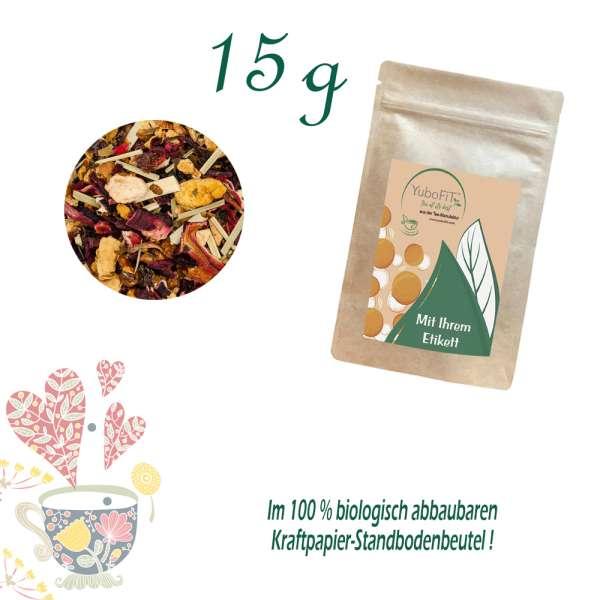 Erdbeertarte Bio Tee