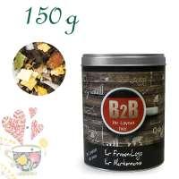 Stülpdeckeldose, Weißblech, Inhalt 150 g